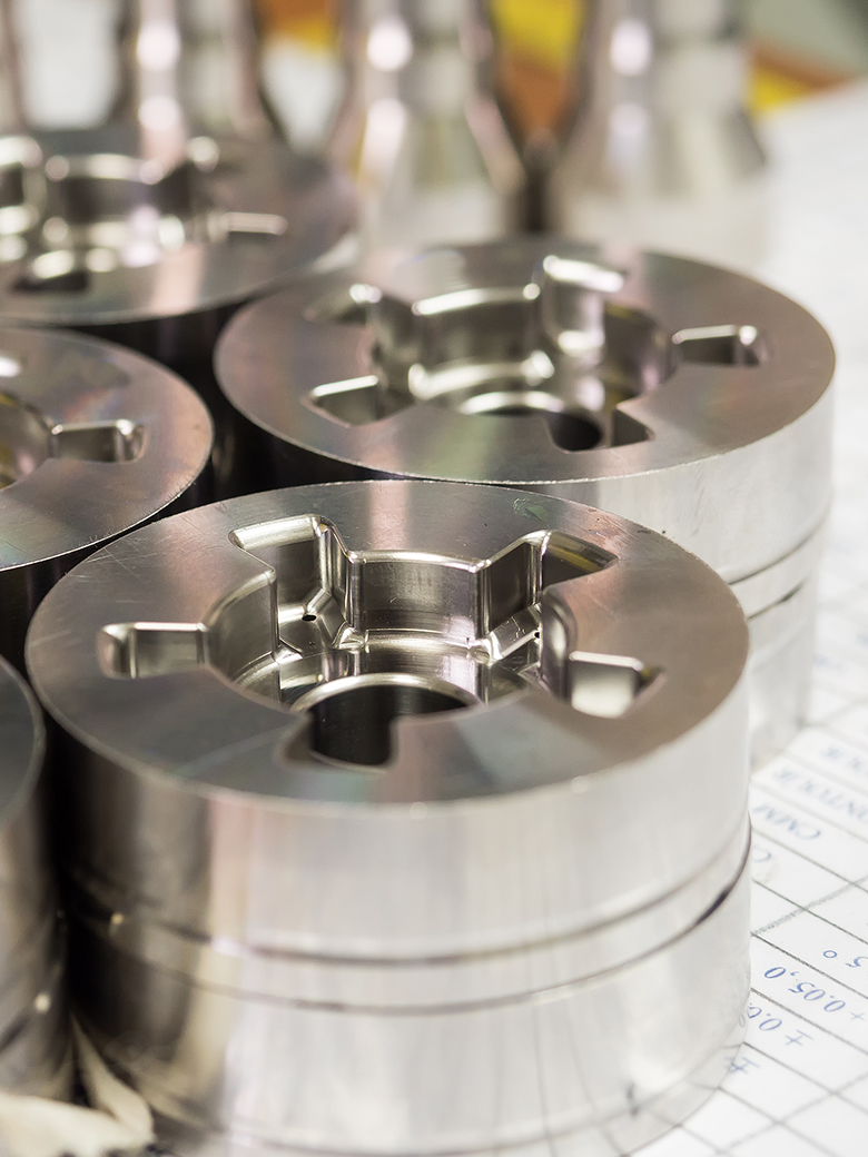piezas mecanizados cnc
